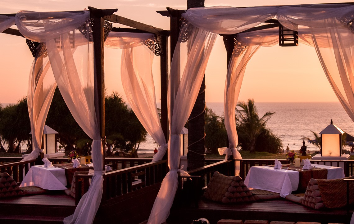 Phuket Thai Cuisine Restaurant Exclusive Private Cabanas