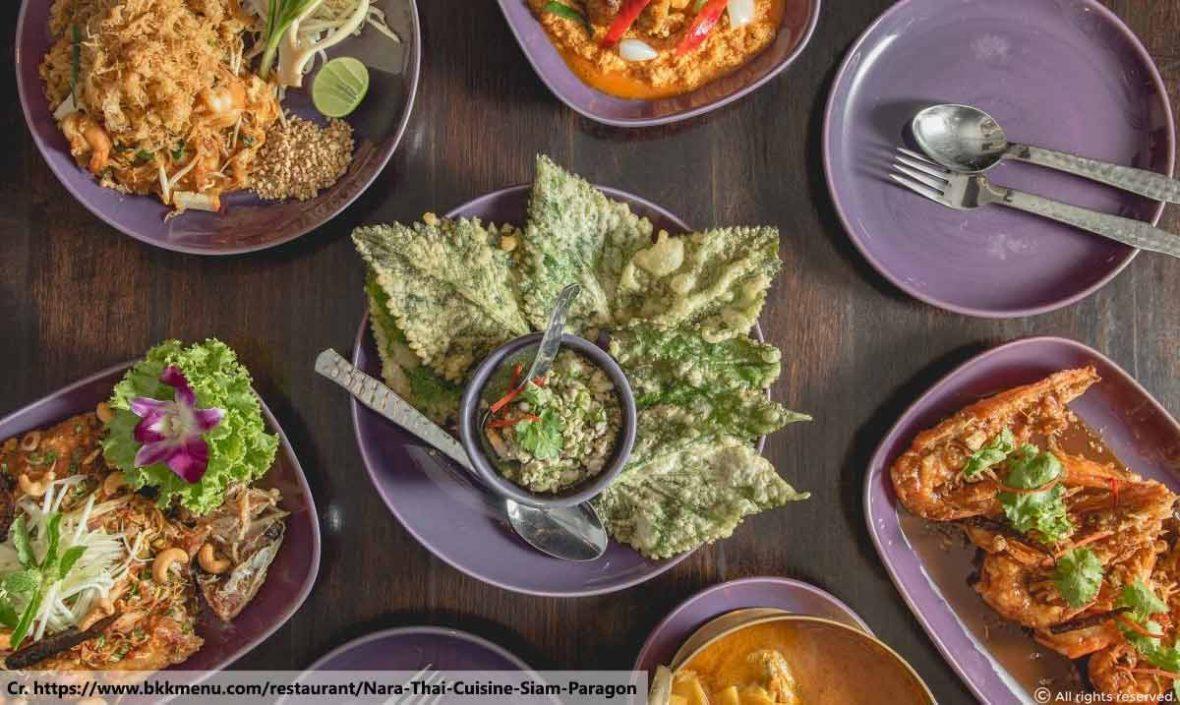Thai Cuisine in Phuket