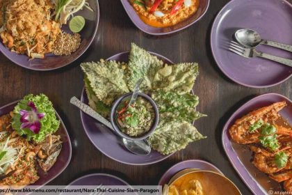 Thai Cuisine in Phuket