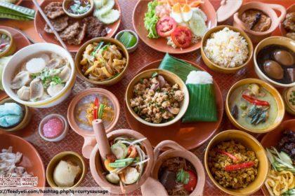 อาหารไทย 4 ภาค