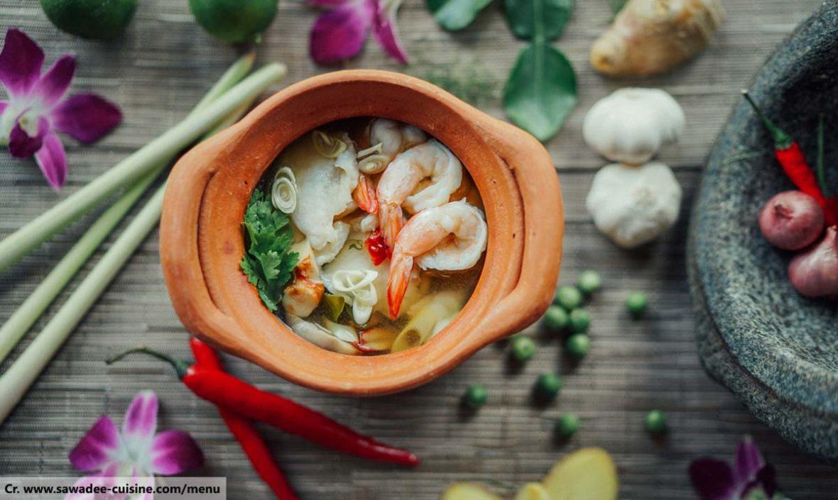 Best Healthy Thai Foods