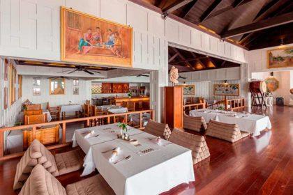 old siam restaurant, dining in phuket